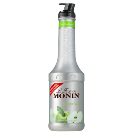 Monin Zöldalma püré (Green Apple) 1L