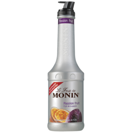 Monin Maracuja püré (Passion Fruit) 1L