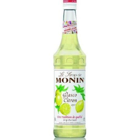 Monin Citrom szirup (Lemon) 0,7L