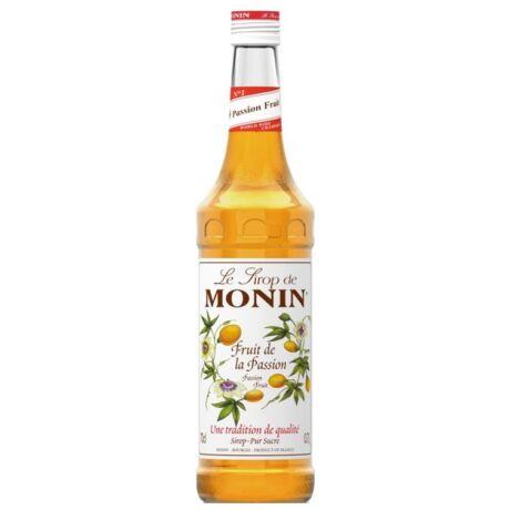 Monin Maracuja szirup (Passion fruit) 0,7L