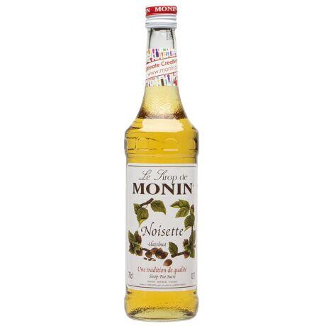 Monin Mogyoró szirup (Hazelnut) 0,7L