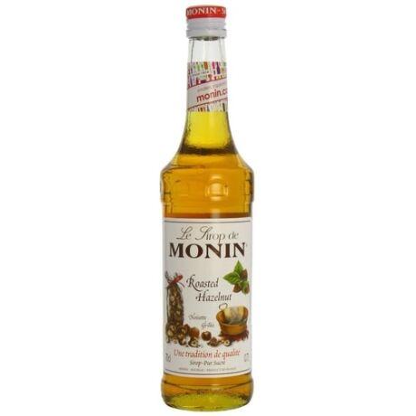 Monin Pörkölt Mogyoró szirup (Roasted Hazelnut) 0,7L