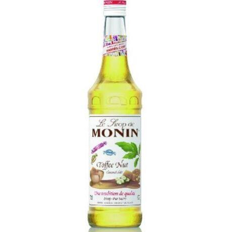Monin Mogyorós karamell szirup (Toffee Nut) 0,7L