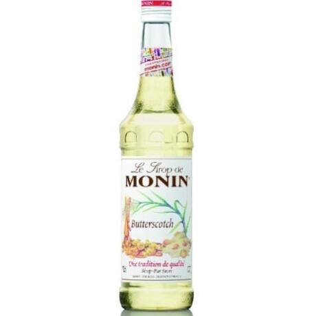 Monin Vajkaramell szirup (Butterscotch) 0,7L