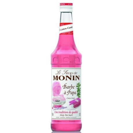 Monin Vattacukor szirup (Cotton Candy) 0,7L