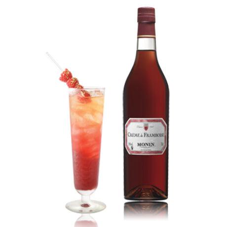 Exclusive Monin Málna likőr (Raspberry) 0,7L