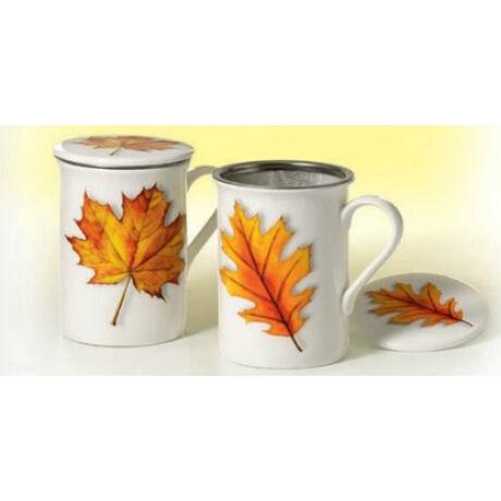 Indian Summer gyógynövény tea csésze szett 2,8 dl