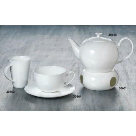 Sophie teás csésze és csészealj 3,7 dl - 6db-os szett