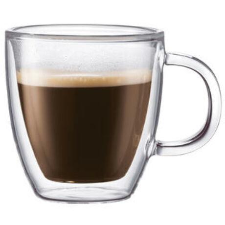 Thermo duplafalú Enjoy Doppio pohár 150 ml