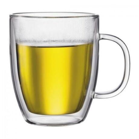 Thermo duplafalú Enjoy Tejeskávé, Teás pohár 360 ml