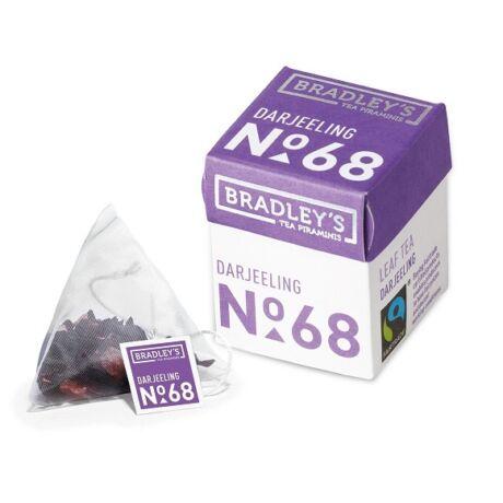 Bradley's Piramini szálas tea 2 gr. - Darjeeling