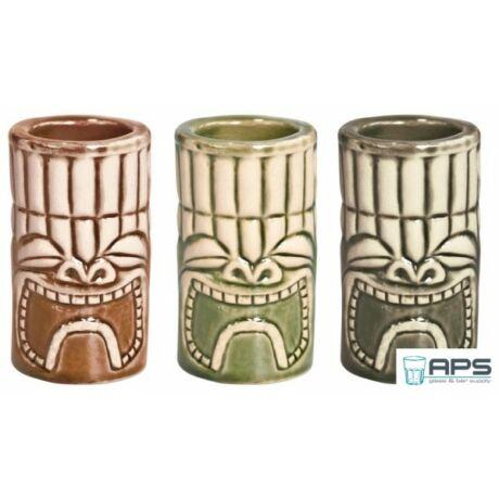 Tiki Shotos pohár Szett 40 ml.