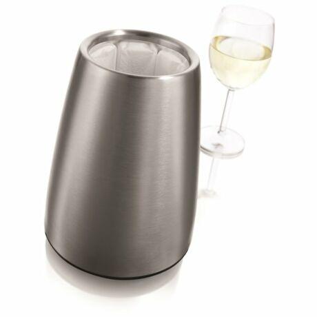 Vacu Vin borhűtő inox