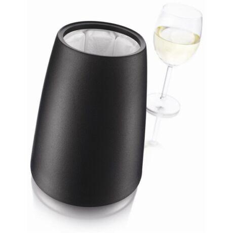 Vacu Vin borhűtő fekete