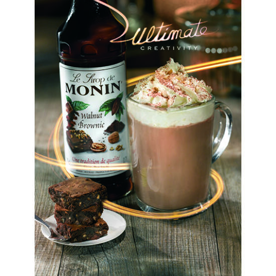 Monin Brownie szirup 0,7 L