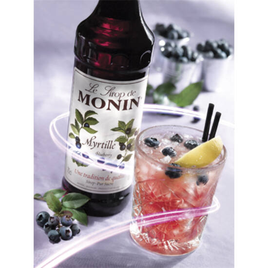 Monin Blue Berry (fekete áfonya) szirup 0,7l