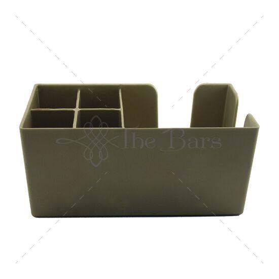 Bar Caddy műanyag - arany