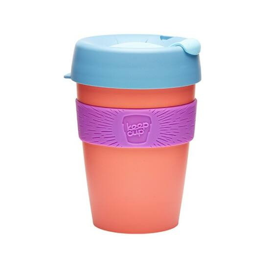 KeepCup To Go Pohár & Shaker APRICOT 340ml