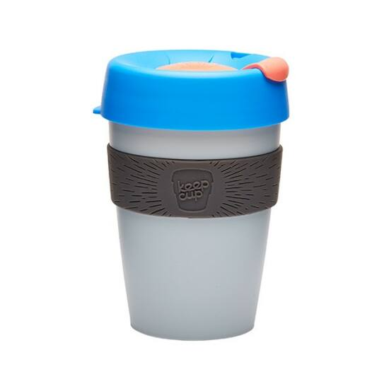 KeepCup To Go Pohár & Shaker ASH 454 ml
