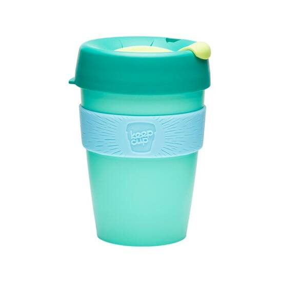 KeepCup To Go Pohár & Shaker CUCUMBER 227ml