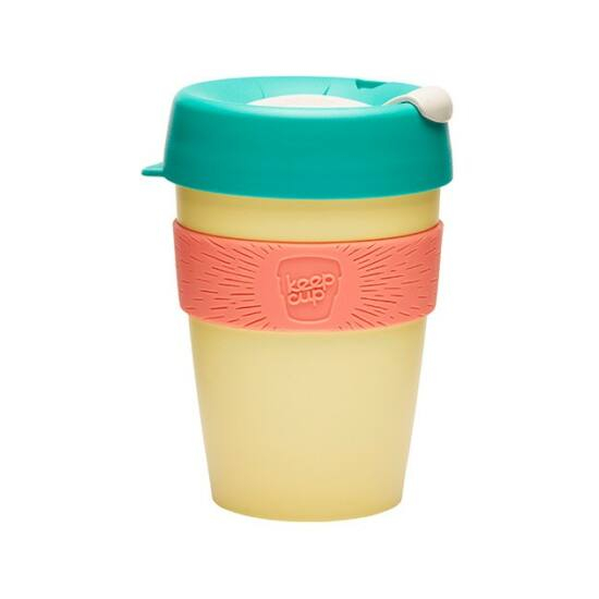 KeepCup To Go Pohár & Shaker CUSTARD APPLE 227 ml