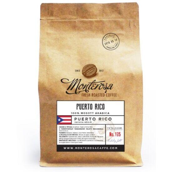 Monterosa Puerto Rico szemes kávé 250 g