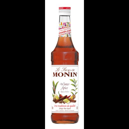 Monin Winter Spice szirup 0,7 L