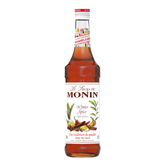 Monin Winter Spice szirup 0,7L