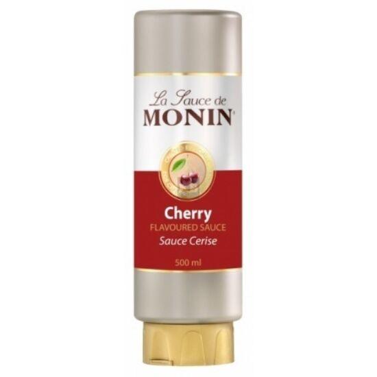 Monin cseresznye szósz (Cherry) 0,5L