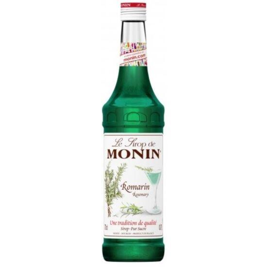 Monin Rozmaring koktélszirup (rosemary) 0,7L