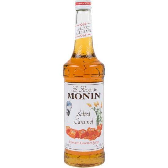 Monin Sós karamell kávészirup (salted caramel) 0,7L
