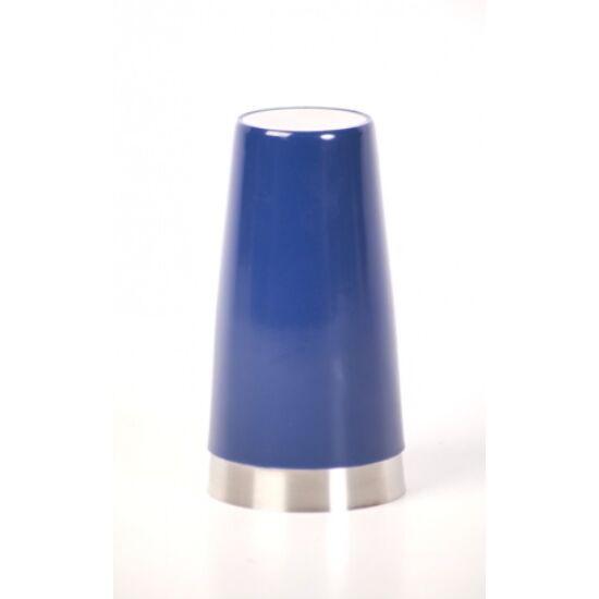 Vinyl Boston koktél shaker - kék