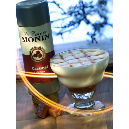 Monin Karamell szósz 0,5 L