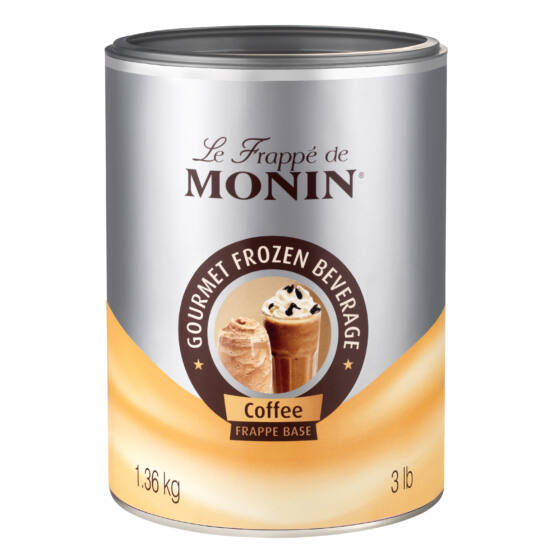 Monin Kávé Frappé por