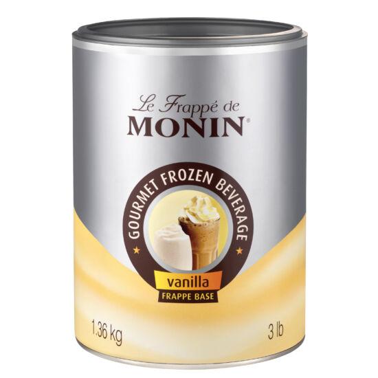 Monin Vanília Frappé por