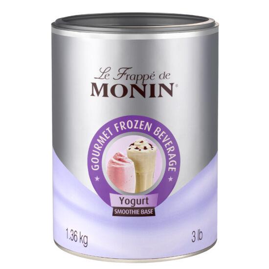 Monin Yoghurt Frappé por
