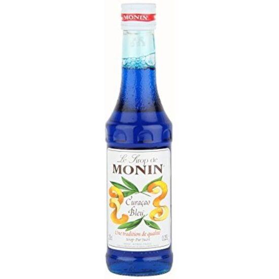 Monin Blue Curacao szirup 0,25L
