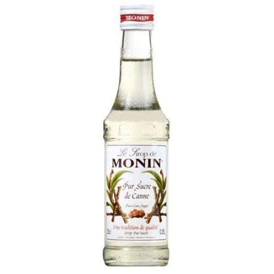 Monin Nádcukor szirup (Pure Cane Sugar) 0,25L