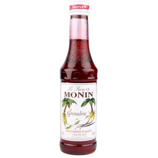 Monin Grenadine szirup 0,25L