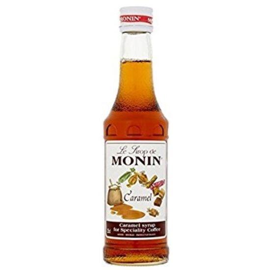 Monin Karamell szirup (Caramel) 0,25L