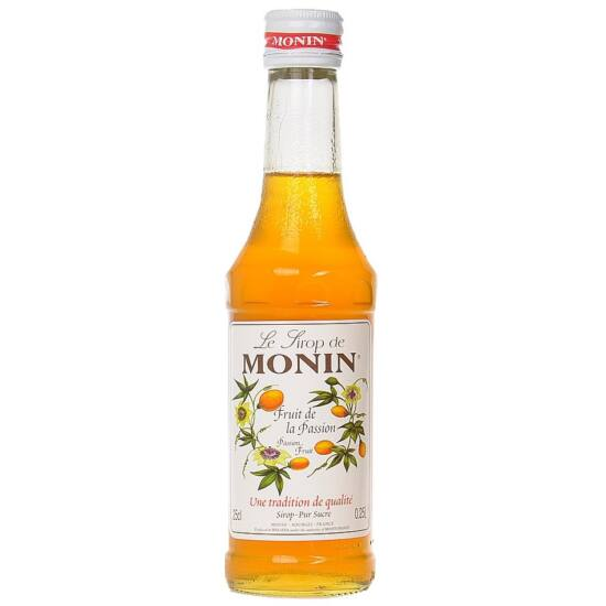 Monin Passion Fruit szirup (Maracuja) 0,25L