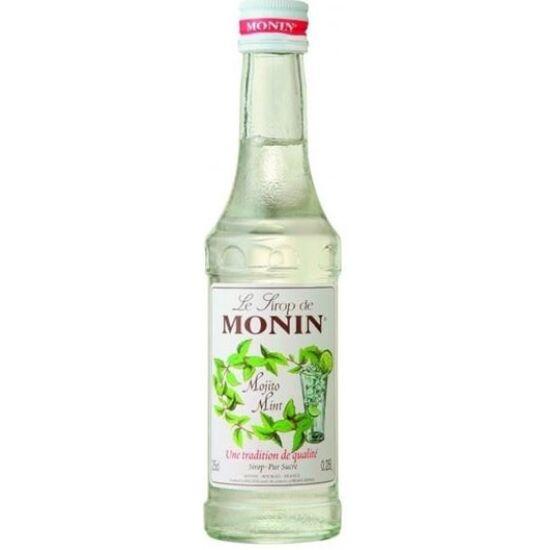 Monin Mojito Menta szirup (Mojito Mint) 0,25L