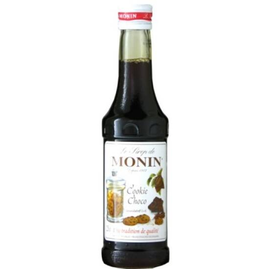 Monin Csokis Süti szirup (Chocolate cake) 50ml