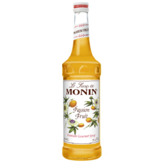 Monin Maracuja szirup (Passion fruit) 50ml