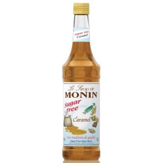 Monin cukormentes Karamell szirup (Caramel) 0,7L
