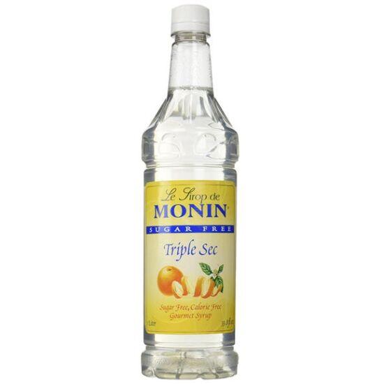 Monin cukormentes Triple Sec szirup 1L