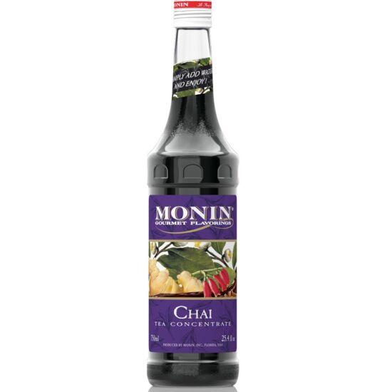 Monin Chai Tea szirup 0,7L