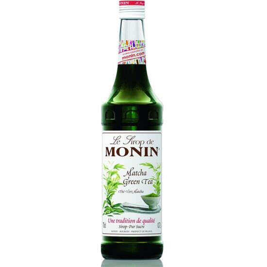 Monin Zöld tea szirup (Green tea) 0,7