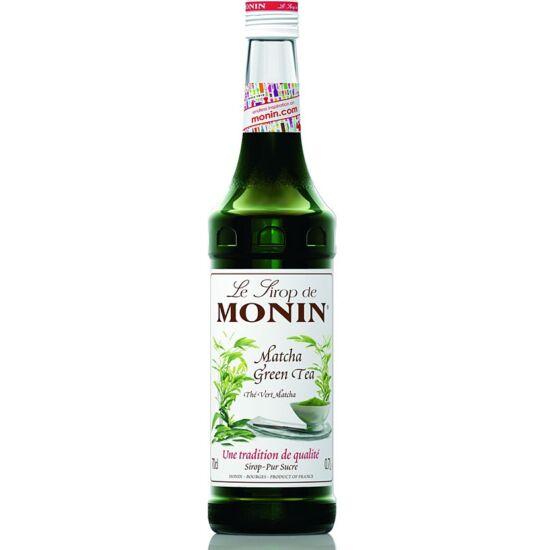 Monin Zöld tea szirup (Green tea) 0,7