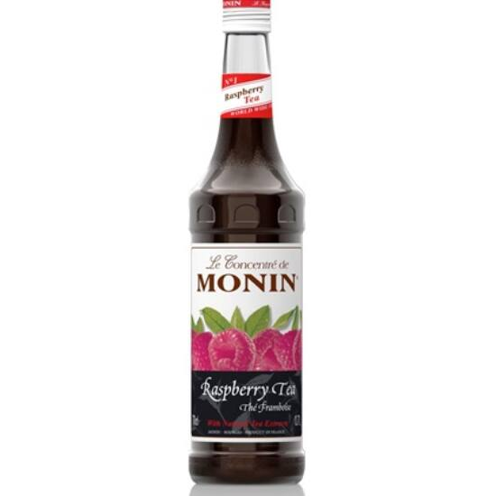 Monin Málna tea szirup (raspberry) 0,7L